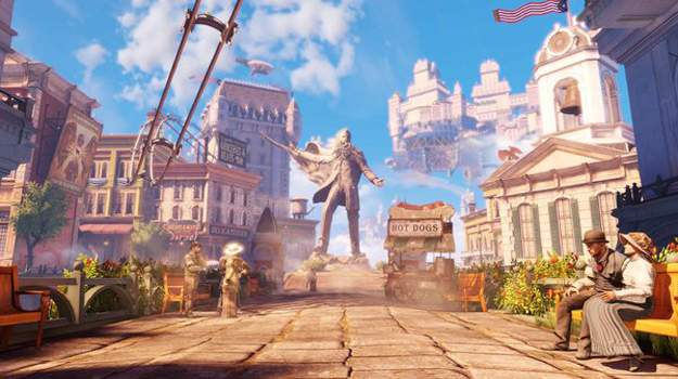 BioShock Infinite Review 3