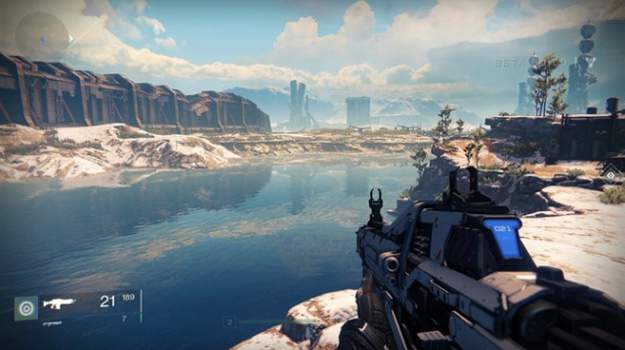 Destiny PS4 Review 1
