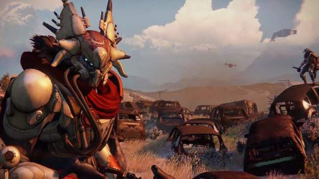 Destiny Xbox One Review 1
