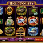High Society Free Slots Featured