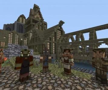 Xbox One Minecraft Featured