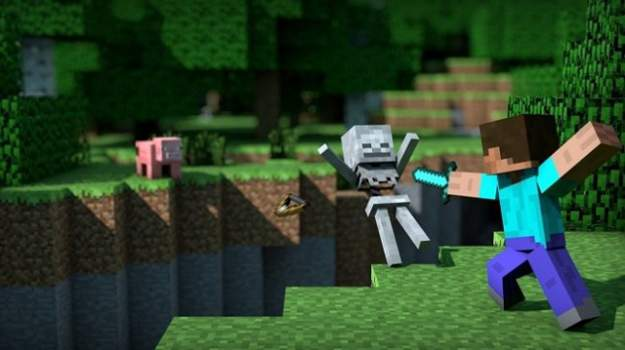Minecraft Xbox One Review 2