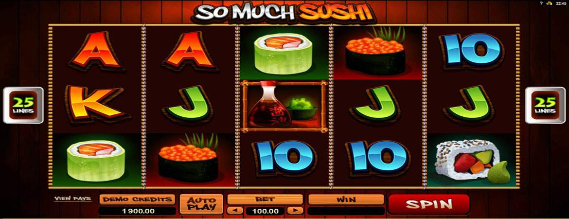 So Much Sushi | Euro Palace Casino Blog - Part 2