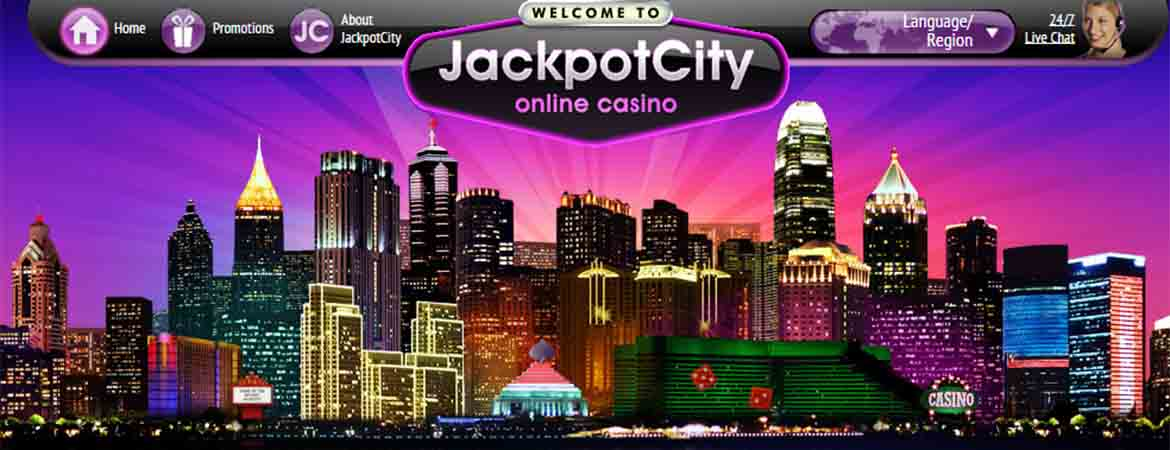 Jackpot City Online Casino