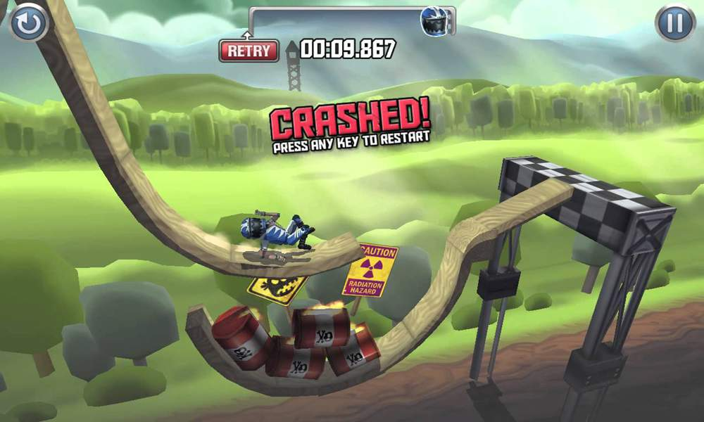 Bike Baron Review 1