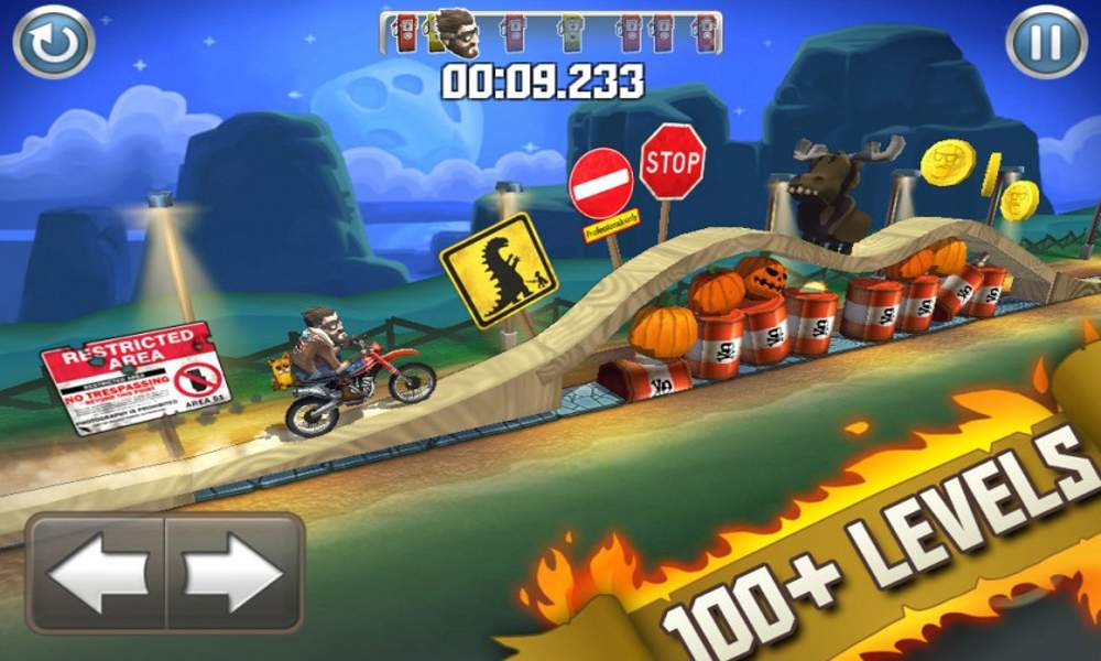 Bike Baron Review 3
