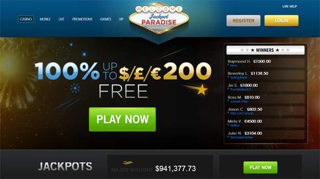 Jackpot Paradise Review 2