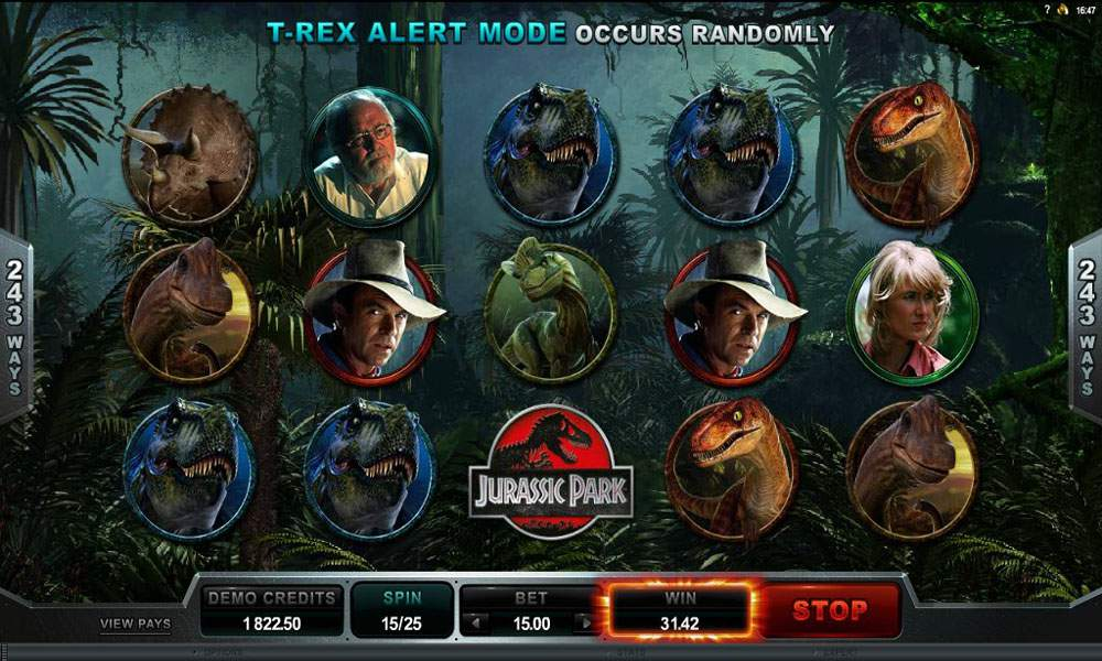 Jurassic Park Review 2