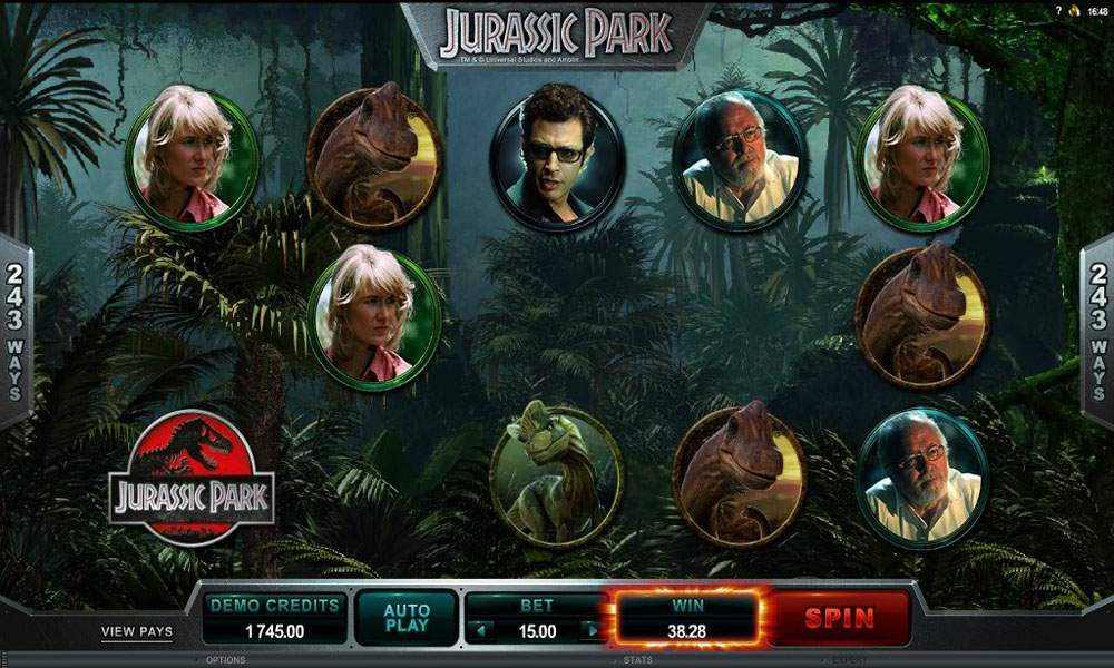 Jurassic Park Review 3