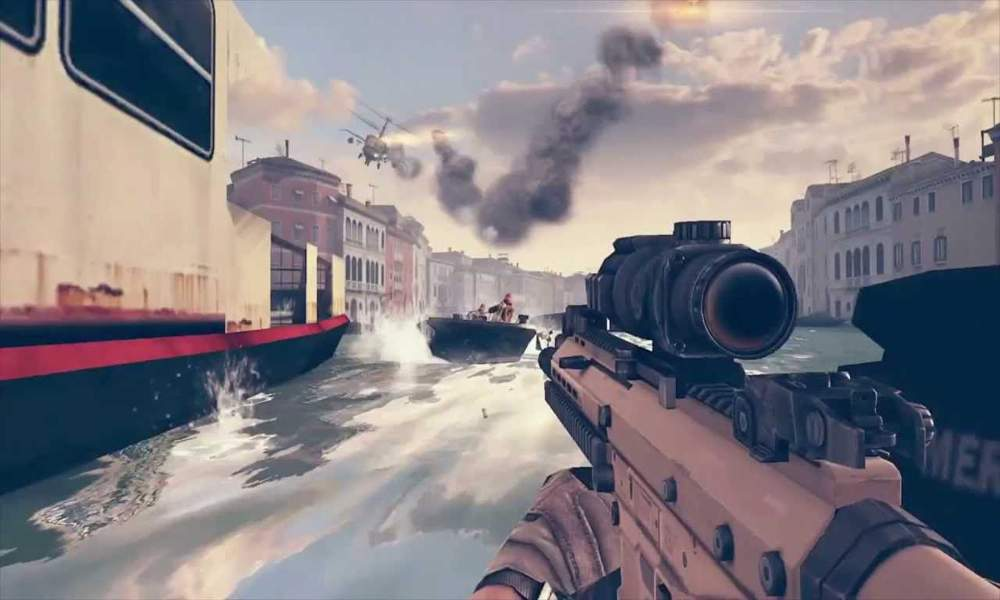 Modern Combat 5 Review 1