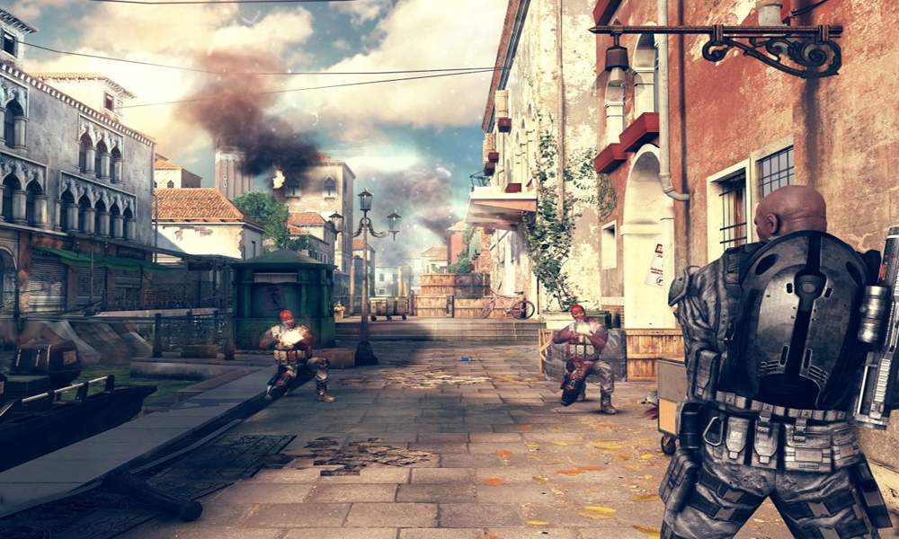 Modern Combat 5 Review 2