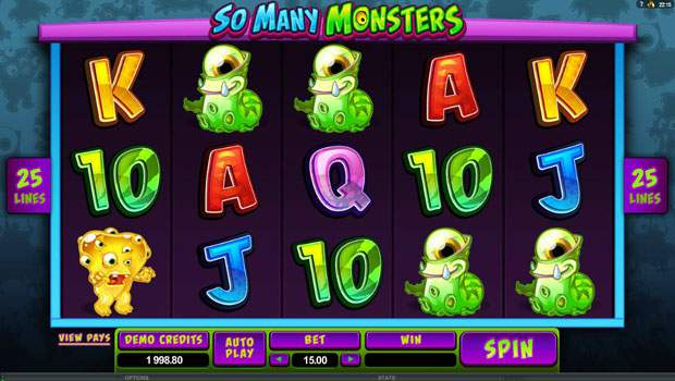 So Many Monsters Review 1